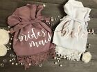 Lush Bridesmaid robes, Cotton Lace bridal robes, Wedding Shower Gift USA Seller
