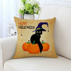 NEW Halloween Pumpkin Cushion Cover Pillow Case Thanksgiving Day Decor Colorful