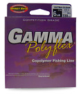 Gamma Poly Flex Copolymer Fishng Line-Moss Green-Select Size