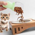 Pet Food Scoop With Clip, Bag Sealing Food Fresh Longer for Dogs, Cats,Birds
