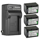 Kastar Battery Wall Charger for Sony Genuine NP-FH70 NP-FH100 NP-FV70 NP-FV100