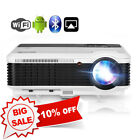 Bluetooth Projector Wireless LED Android Bluetooth Proyector Smart Wifi HD 1080P