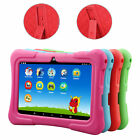 "7"" Tablet PC Android 5.1 WiFi Google Dual Camera Quad Core for Kids Refurbished"
