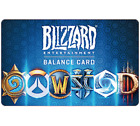 Kyпить Blizzard Balance Gift Card - $20 or $50 - Email delivery  на еВаy.соm