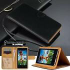 New Black Magnetic Flip Cover Stand Wallet Leather Case For Various Cubot Phones