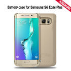 4200mah Portable Battery Case Power Bank cover For Samsung S6edge+ Plus G928A