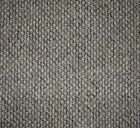 CHUNKY 8mm Thick Beige Brown Felt Back Carpet Remnant/Roll End