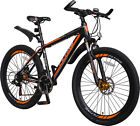 Collection Mens 26'' Mountain Bikes Bicycles 21 Speeds SHIMANO aluminium Frame