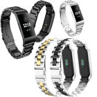 Stainless Steel Charge3 Watch Band Metal Strap Bracelet For Fitbit Charge 3  image