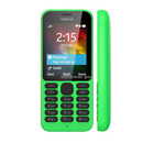 Nokia 215 Unlocked Original Dual SIM Bluetooth MP3Cellphone  Black White Green