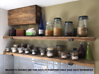 Reclaimed Rustic Old Scaffold Scaff Board Shelves Industrial & Bespoke Lengths
