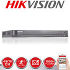 Best 16 canales DVRs - Hikvision DVR 4 Canales 8ch 16 Turbo CCTV Review