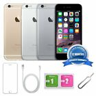 Apple Iphone 6-16/64/128gb - All Colours - Unlocked Smartphone - Grade A/b/c