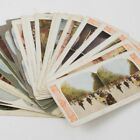 Antique Lot of 23 Stereoview Mixed World Travel Photo Cards Europe Asia Americas