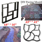 Lot Mold Stone Pavement Concrete DIY Building Materials Mould Paver Walkway USA