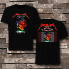 METALLICA tour Dates 2018 - 2019 Worldwired T-shirt tee all size image