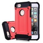 For iPhone 6 & iPhone 6S Case - Shockproof Heavy Duty Armour Hybrid Phone Cover