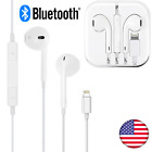 OEM Quality Headphones Bluetooth Earbuds Headsets For Apple iPhone 6 7 8 X PLUS