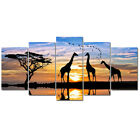 Canvas Prints Painting Picture Photo Home Decor Wall Art Landscape Sea Framed