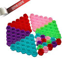 Hot sale Colorful Hive Ink Cup Honeycomb Shape Tattoo Ink Cups Caps 200pcs/bag $11.87 USD on eBay