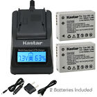 Kastar Battery LCD Fast Charger for Canon NB-10L CB-2LC Canon PowerShot SX50 HS