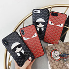 Luxury Fendi's Monster Eyes Case Smartphone Iphone Cover Phone Fashion X XR XS
