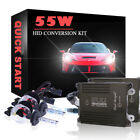 Quick Start 55W Xenon 9012 9012LL HIR2 Digital HID Conversion Kit Headlight Lamp $47.26 CAD on eBay