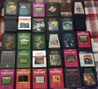 ATARI 2600 GAMES, VERY CHEAP, 1.25 SHIPPING FOR EACH ADDITIONAL GAME! CLASSICS!
