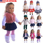 Kyпить Doll Clothes Dress Outfits Pajames For 18 inch American Girl Our Generation Accs на еВаy.соm