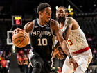 DeMar DeRozan San Antonio Spurs Sport Star Basketball Wall PRINT POSTER AFFICHE on eBay