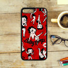BETTY BOOP COLLAGE fit for iPhone 5 6 7 8 X samsung cover case $12.99 USD on eBay