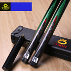 2018 NEW OMIN Shiny Lake Billiards 3/4 Snooker Cue 10mm Tip with Snooker Cue... $303.61 CAD on eBay