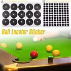 American English Pool Table Spot Billiard Cue Ball Point Position Sticker Marker $1.13 USD on eBay