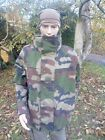 French Army GORETEX Jacket Military Issue Factory Packaged Waterproof Parka NEWClothing - 70988