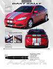 Fits Dodge Dart 2013-2016 Complete Hood Racing Stripes RALLY Graphics Kit Decals $133.43 USD on eBay