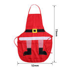 Christmas Apron Santa Claus Kitchen Christmas Decoration Dinner Party Supplies
