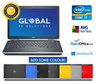 """Fast Gaming Laptop Core I7 3520m Dell Latitude 3.6ghz 14.1"""" Screen"""