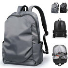 "Great Quality Water Resistant Business Backpack Travel Rucksack 15.6"" Laptop bag"