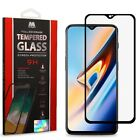 For OnePlus 6T Tempered Glass Screen Protector FULL COVERAGE Curved Edged Guard