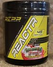 REPP SPORTS REACTR PRE WORKOUT 45 SERVINGS ENERGY PUMP MOOD PICK FLAVOR $34.95 USD on eBay