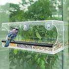 Automatic Bird Feeder Food Water Feeding Drinker Parrot Pet Dispenser Cage
