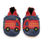 Children's Fire Engine Transport Baby Shoes. New. Gift.