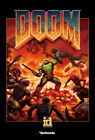 Y865 The Ultimate DOOM 4 Gam Hot Poster 14x21 24x36 27x40IN