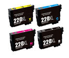 Reman 220XL 220 XL Ink Cartridges for E p s o n Expression XP-320 XP-420 Lot
