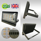 Ultra Slim & Compact LED Floodlight 50W 100W IP65 Indoor Outdoor Security Light
