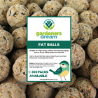 GardenersDream Suet Fat Balls - High Energy Feed Wild Garden Bird Food Treats