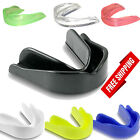 Kyпить Mouth Guard Gum Shield Teeth Protector Boil Bit Boxing Karate Football Rugby  на еВаy.соm