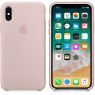 Original Silicone Luxury Ultra-Thin Case for Apple iPhone X XS XR 8 Plus 7 6 SE <br/> Genuine OEM Phone Case,New Arrival for iPhone XS XR MaX