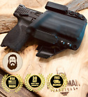 Burly Man Tactical: IWB Kydex Holster Fits Glock G19 with TLR 1 BLK
