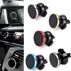 360° Rotating Magnetic Car Air Vent Holder Stand Mount For Cell Mobile Phone N